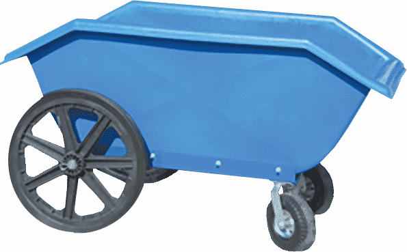 Feed Carts | PolyDome